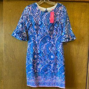 NWT Lilly Pulitzer Fiesta Stretch Dress Size 0